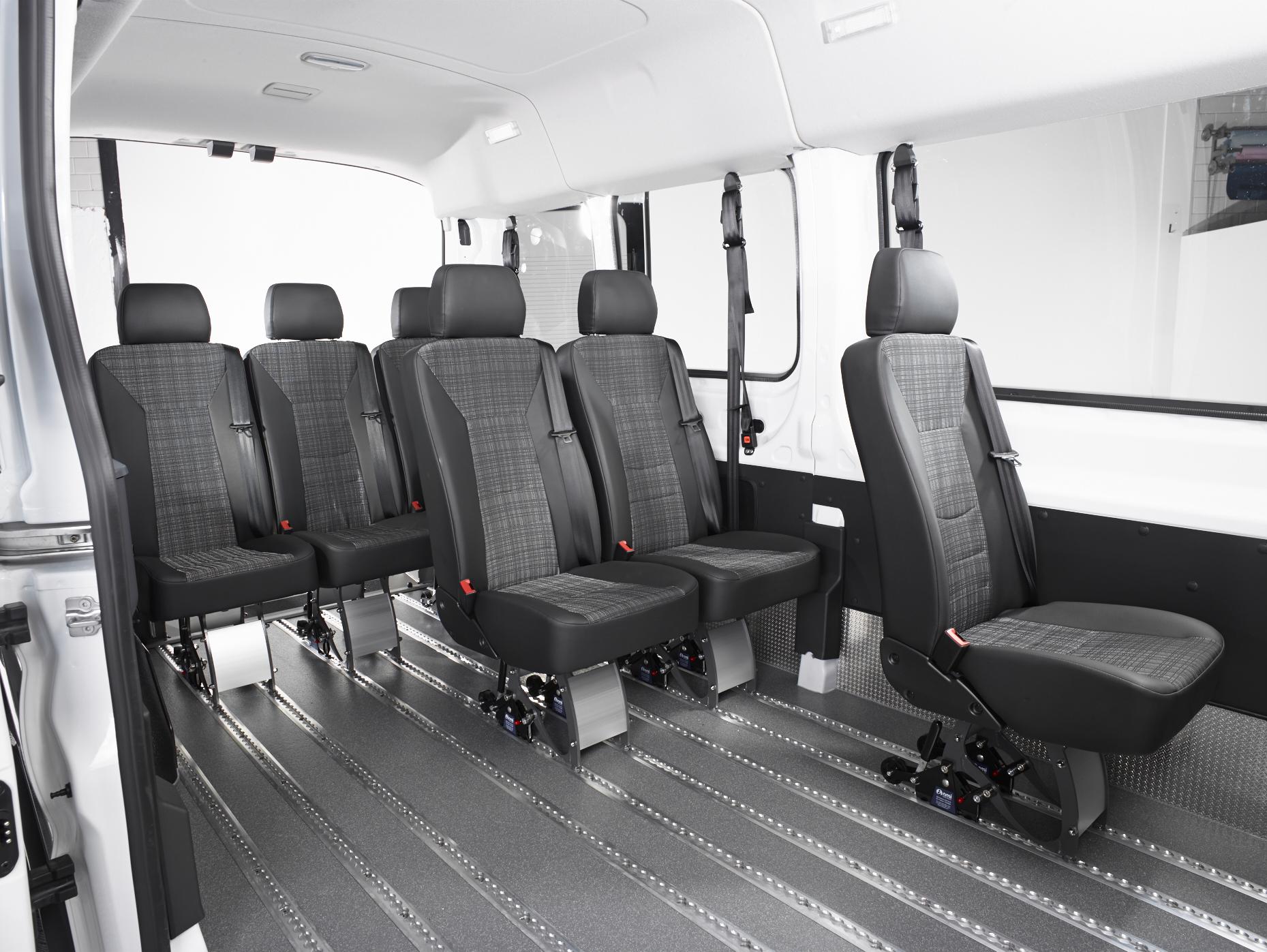 Smartfloor Floor Tracking Systems For Transportation