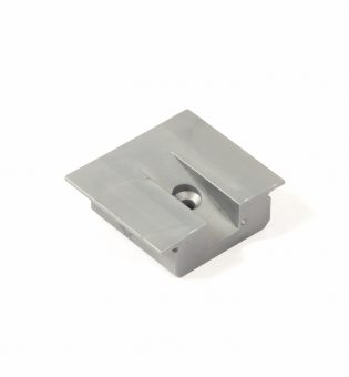 P102 HEAVY DUTY INSET TRACK END CAP