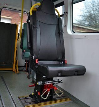 RKR Mk3 Seat Position