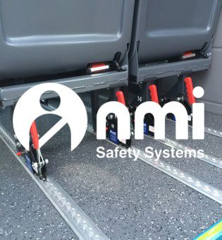 Seat Fitting & Lockables in Floor Track - Local Authority
