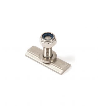 T Bolts for Fixed Seating Solutions in Floor Track - Bus & Coach